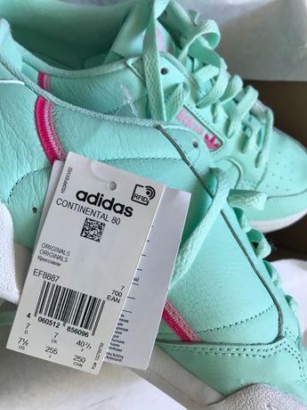 Adidas continental 80 Оригинальные кроссовки 39 размер