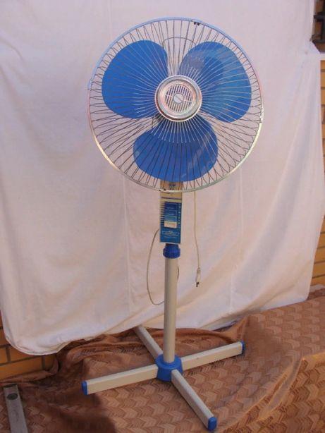 вентилятор напольный STERLING Japan 3 скорости отл.состояние