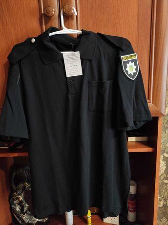 Поліцейське поло/форма поліції