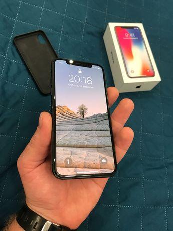 iPhone X, Space Gray, 256gb, 87% baterii. Zadbany!