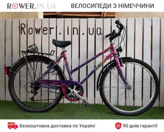 Велосипед дамка з Німеччини бу Calanda 26 M7 / Велосипеды дорожные