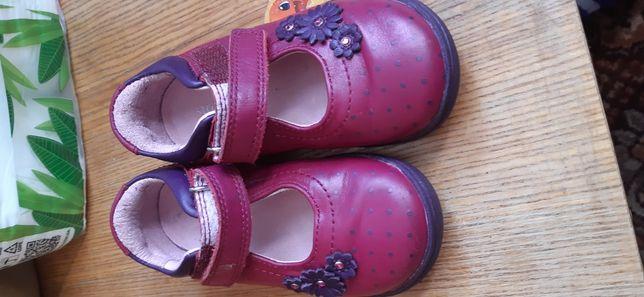 Clarks туфли можно в сад