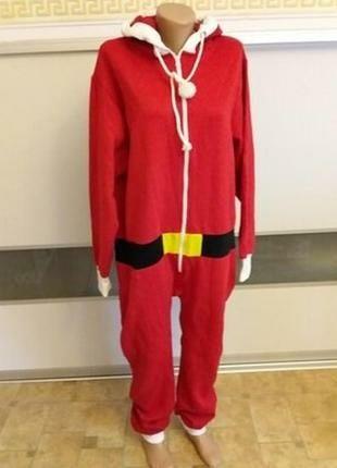 Пижама Санта Дед Мороз