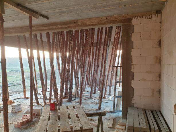 Stemple budowlane 7m