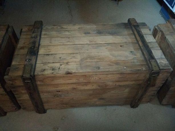 Ящики деревянные для интерьера