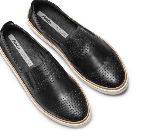 Шкіряні туфлі Bata Ortholite, оригінал з Італії. 39 розмір