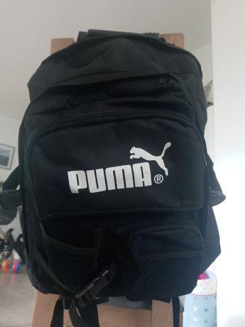 Plecak turystyczny czarny Puma pakowny
