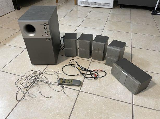 Głośniki Media Tech Bolero 5.1 MT345