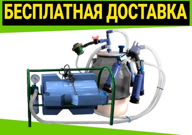 Доильный аппарат Импульс ПБК-4 от завода + гарантия от производителя!