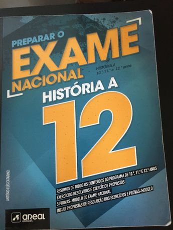 Manual de preparacão para o exame de historia