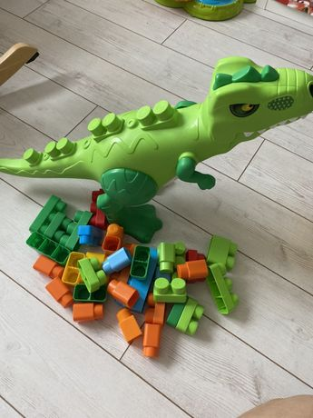 Продам динозавр-конструктор