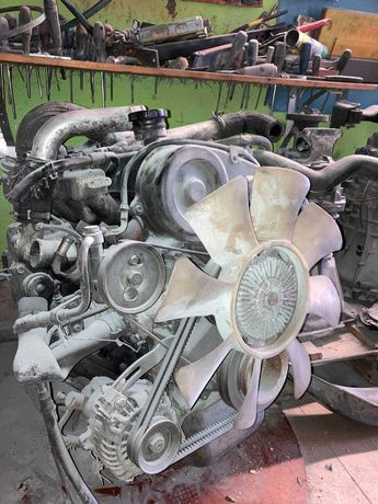 silnik skrzynia 2,5 TD Hyundai H1 H100 WSK MZ