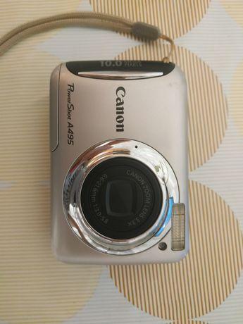Фотоапарат Canon PowerShot A495 + карта памяти в подарок!!!