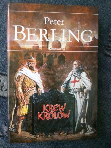 Krew królów Peter Berling 1998