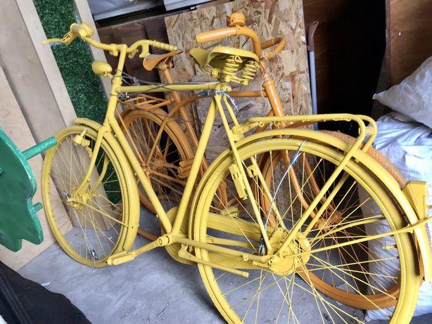 Велосипед Австрийский 1970 год, для дизайна интерьера