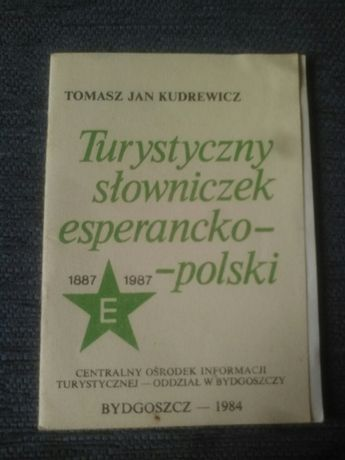 Turystyczny słowniczek esperancko-polski