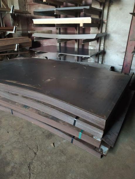 Blacha 1,6 mm nowa arkusze 1,59 x 3 m