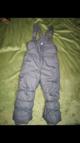 Комбинезон детский зимний теплый