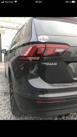 Розборка Volkswagen Tiguan 2017 Бампер,салон,дверы, тд.