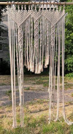Макраме, панно, весільні арки,декор для дому