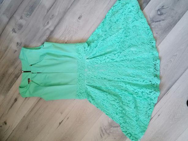 Sukienka mietowa roz 38