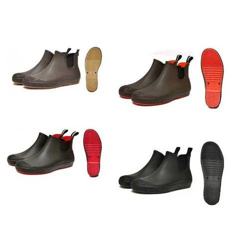 Резиновые мужские сапоги ботинки ПС30 NordMan размер 40-46