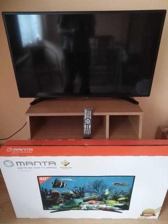 "JAK NOWY!!! Telewizor 40"" Full HD MANTA LED 94005"