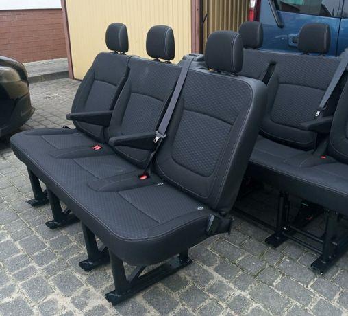 Opel Vivaro 2019r. Siedzenia, kanapy, ławki