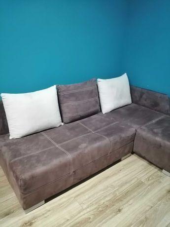 Wypoczynek, kanapa, sofa, rogówka rozkładana