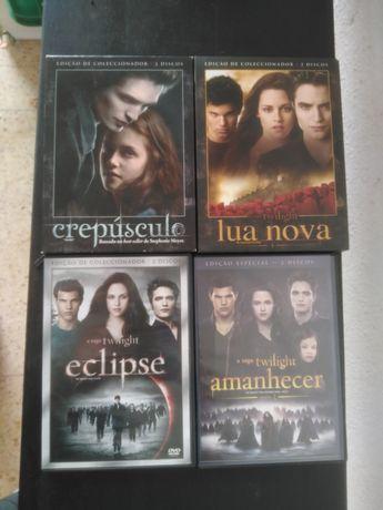Vendo DVD Twilight