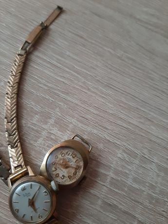 Stare damskie zegarki.SPRAWNE