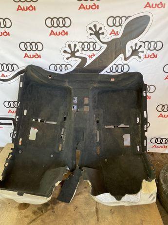 Ковер пол салона Audi A4 B8 08-16 год USA