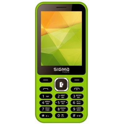 Sigma X-style 31 Power мобильный телефон