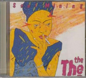 CD The The - Soul Mining