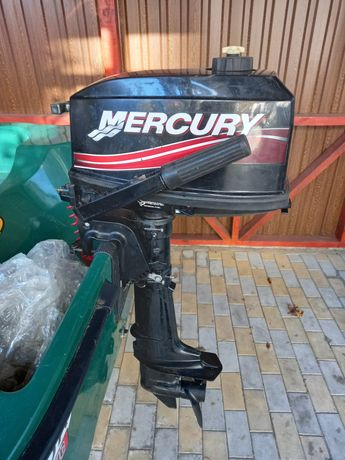Лодочный двигатель Меркури 5/ Mercury 5