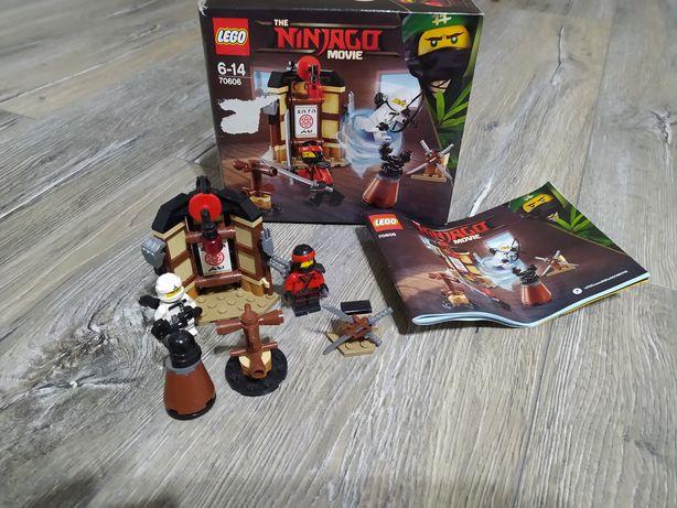 LEGO Ninjago Movie Szkolenie Spinjitzu 70606