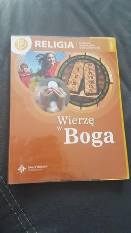 Podręcznik do religi klasa 5