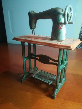 Máquina de costura colecção