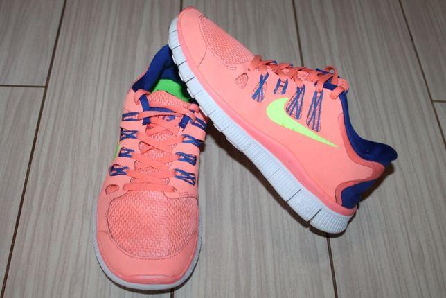 Кроссовки для бега Nike Free Run 5.0 Оригинал! Размер 38 24.5 см