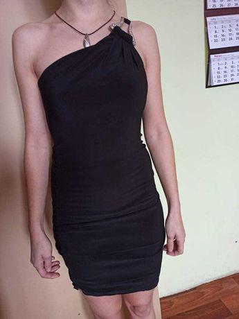 Sukienka XS /34 mała czarna
