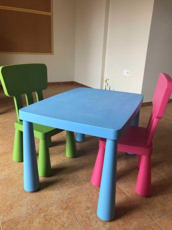 Zestaw mebli dla dzieci  Mammut Ikea
