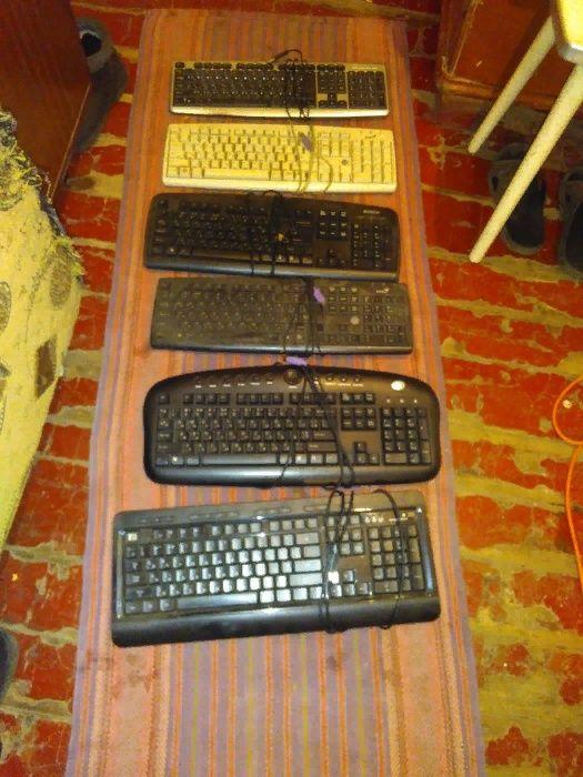 продам клавиатуры Алчевск - изображение 1