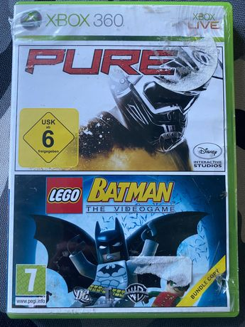 Batman, Pure Xbox 360