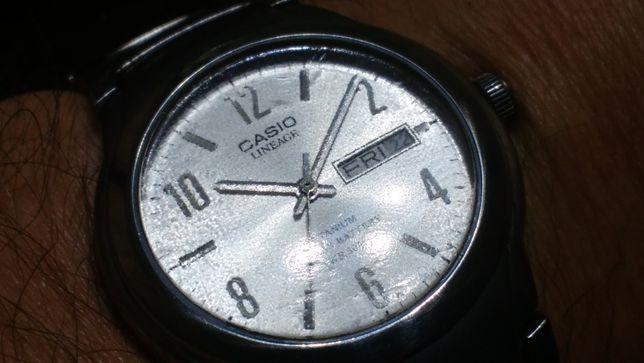 Часы Casio lineage