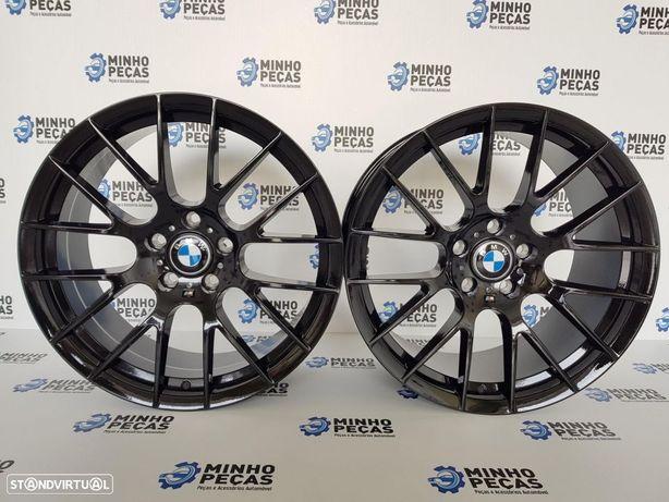 """Jantes BMW M359 em 18"""" Gloss Black"""