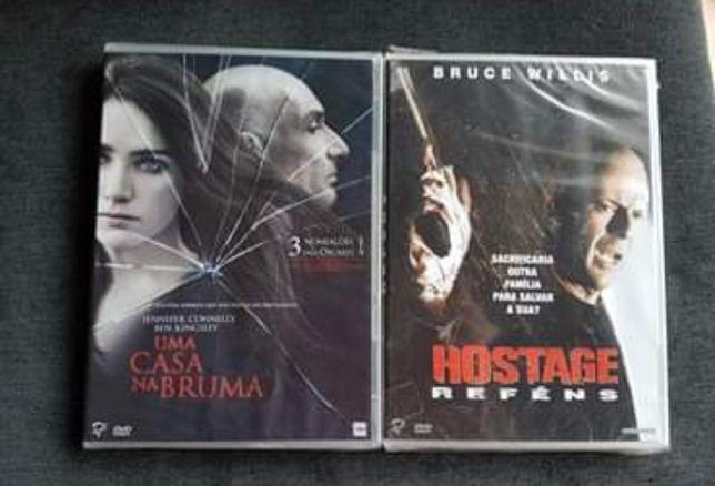 Dois dvd originais novos