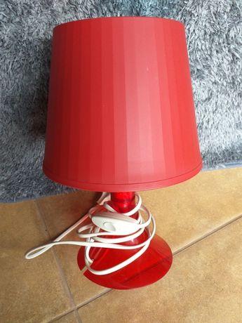 Lampka stołowa.