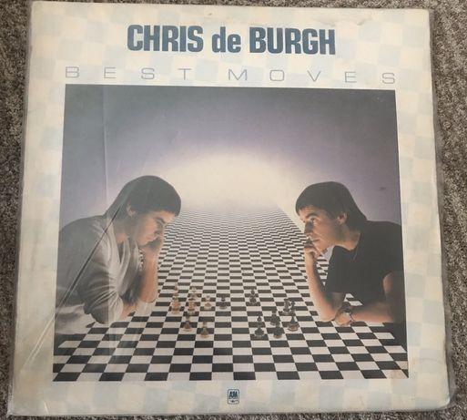 Vinil Chris de Burgh em ótimo estado