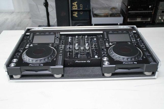 Case Pioneer DJM 250MK2 / DJM S3 / DJM 450 / CDJ 2000 / nexus / 2