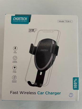 Carregador Telefone Carro - Choetech - T536-S (1)